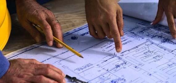 Проектирование объектов различного назначения