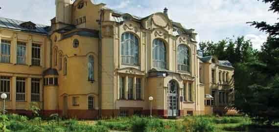 Реконструкция памятников архитектуры