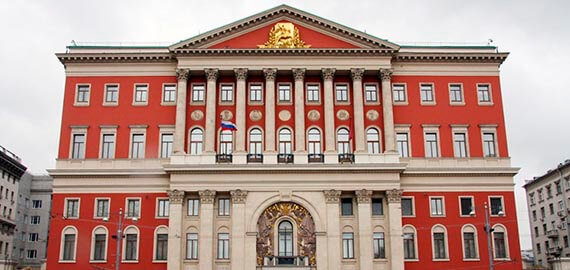 Сотрудничество в строительстве с Правительством Москвы